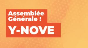 AG - Assemblée Générale Y-Nove @ Salle Léo Lagrande   Eybens   Auvergne-Rhône-Alpes   France