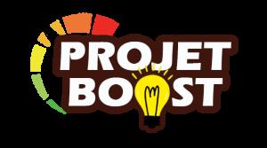 Logo Projet Boost