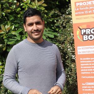Association Y-Nove : Harold Meza, chargé de projet